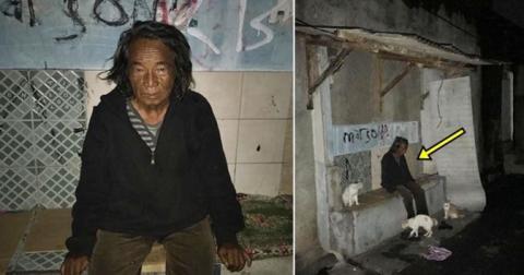 Nasib Gelandangan Ini Berubah Setelah Ia Didandani, Netizen Sampai Terharu