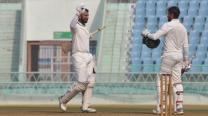 No Pujara, no worry - Saurashtra batting ticks as a unit