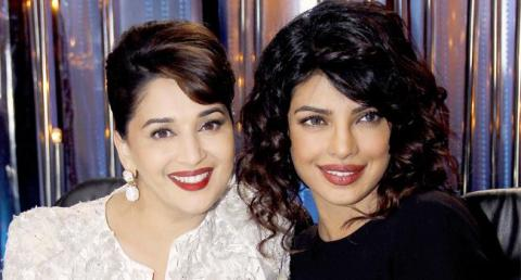 Madhuri Dixit And Priyanka Chopra To Collaborate For A Hollywood Project
