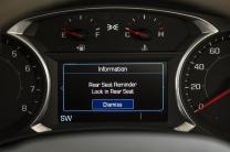 New US Senate bill would mandate rear-seat alerts for new cars