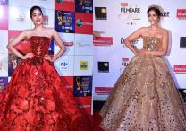 Seems like Janhvi Kapoor's outfit is inspired by sister Sonam Kapoor Ahuja
