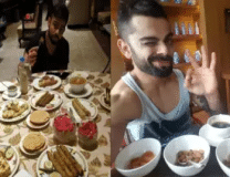 You will be surprised to know the cost of 1 day meal of Kohli, Must read...