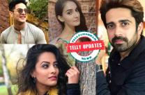Priyank Sharma and Mukti Mohan in SonyLIV's web-series, Anita Hassanandani's new look, Avinash Sachdev aspired to be an Air Force Pilot, and other Telly Updates
