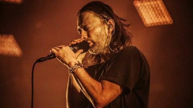 Vokalis radiohead thom yorke