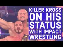 Killer Kross Issues A Challenge To WWE Retiree During GCW's Bloodsports II Pay-Per-View Event