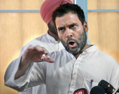 राहुल गांधी का बयान आया सामने, गाड़ी पर हमले को लेकर बोले : ये घबराए हुए लोग हम डरेंगे नहीं