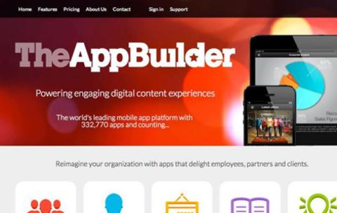 The App Builder - Create Android app without coding