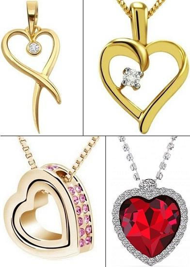 4 Valentine's Day Special Jewellery Gifts for Her 082fcd3e23ef495818125d60171dc565